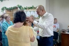 Cлужение исцеления и освобождения в Харькове